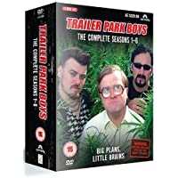 Trailer Park Boys - Complete Seasons 1-6 Box Set
