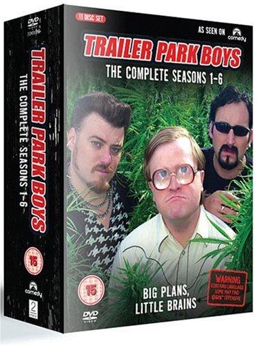 Trailer Park Boys Complete - Seasons 1-6 Collection [11 DVDs] [UK Import]
