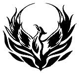 Phoenix Petite en Choix d'usage en vinyle de voiture Stickers. Stickers. Graphic. Tribal...