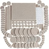 Best Furniture Pads - Anpro 132 Pieces Premium Furniture Pads, 100 Heavy Review