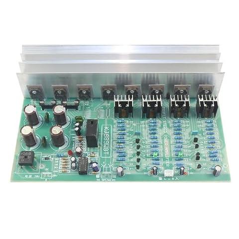 DEOK 5HZ-100KHZ fr Power Amplifier FET-Vorstand Dual AC 28V AMP-Modul - Potenza Fet