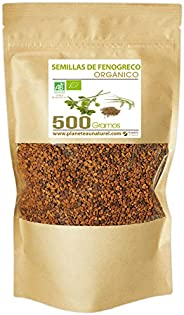 Semillas de Fenogreco Orgánico - 500g - Trigonnella foenum-graecum