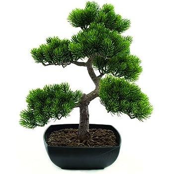 artificial bonsai tree 50cm kitchen home. Black Bedroom Furniture Sets. Home Design Ideas
