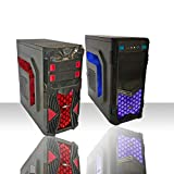 PC DESKTOP GAMING AMD QUAD CORE WIFI/HD 1TB SATA III/RAM 8GB 1600MHZ/HDMI-DVI-VGA/USB 2.0 3.0/PC FISSO COMPLETO ASSEMBLATO PRONTO...
