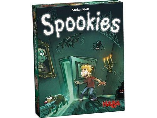 HABA- Spookies, Juego Mesa 301896