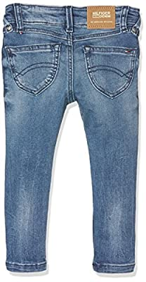 Tommy Hilfiger Girl's Sophie Lr Skinny Smgbstr Jeans