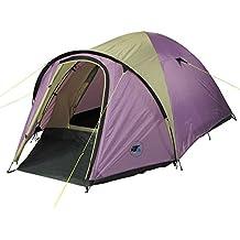 10T Scone 3 - 3 Personen Kuppel-Zelt mit Vorraum, 5000mm
