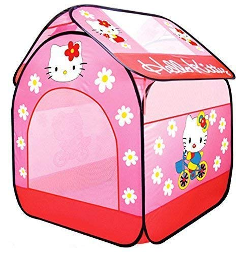 Hello Kitty Spielzelt mit POP-UP Funktion - Bällebad