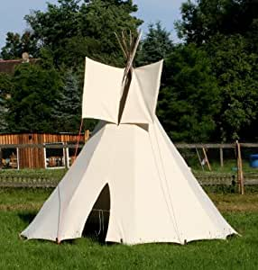 3 m tente tipi indien tente tipi indien wigwam sports et loisirs. Black Bedroom Furniture Sets. Home Design Ideas