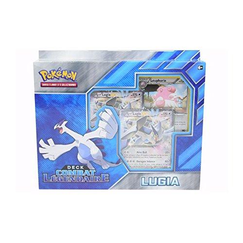 Pokémon TCG: Deck FRANCAIS de 60 cartes Combat Légendaire Lugia EX + Leuphorie
