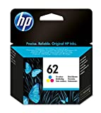 HP 62 Tri-color Original Ink...
