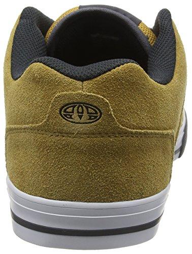 Animal Ellis, Sneakers Basses Homme Marron (Dijon Brown)