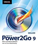 Cyberlink Power2Go 9 Deluxe [Download]