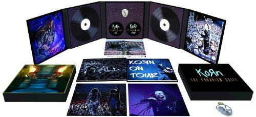 The Paradigm Shift [CD/DVD/2 LP][Limited Edition Super Delu by Korn (2014-02-11)