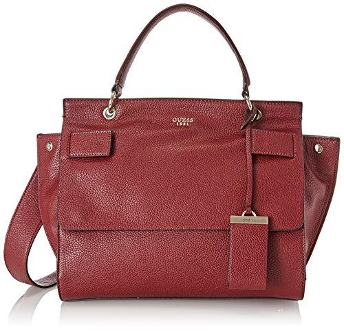 Guess Hwvg6781190, Borsa a Mano Donna, 13 x 22.5 x 28.5 cm (W x H x L) Rosso (Bordeaux)