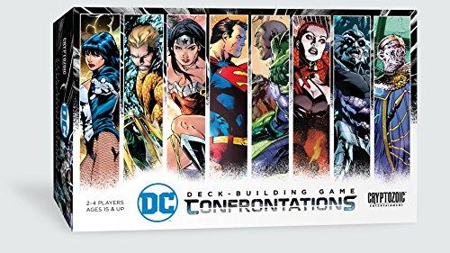 Unbekannt Cryptozoic Entertainment CRY02196 DC Comics Deckbuilding