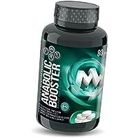 Preisvergleich für ANABOLIC TB MAXX | 80 Tabletten (vegan) | HOCHDOSIERT | Natürlicher Testosteron-Booster | Mit Tribulus + Maca...
