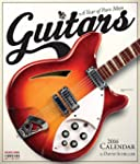 Guitars 2016 Calendar