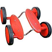 Acrobacia roja 4 ruedas (pedal Go)