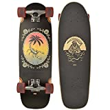 Globe Herren Outsider Skateboard/cruiserboard, from Beyond, 8.25