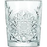 Hobstar 12 x Whiskygläser, Tumbler, Glas, 355 ml