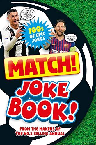 Match! Joke Book (English Edition)