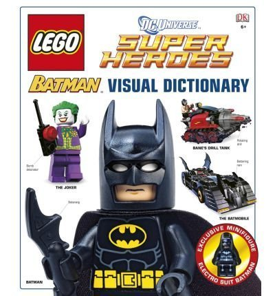 [(LEGO Batman Visual Dictionary LEGO DC Universe Super Heroes)] [Author: Daniel Lipkowitz] published on (September, 2012)