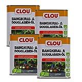 Clou Bangkira & Douglasien Öl 3 l - Bangkiraiöl, Lärchenöl Außen mit UV-Schutz