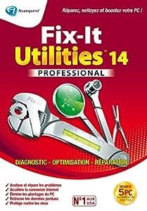 Fix-it Utilities 14 Professionnel