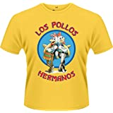 Playlogic International - Camiseta de Breaking Bad de manga corta para hombre
