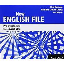 New English File Pre-Intermediate: Class CD (3) (New English File Second Edition)