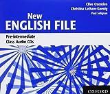 New English File Pre-Intermediate: Class CD (3): Class Audio CDs Pre-intermediate lev (New English File Second Edition)