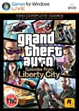 Grand Theft Auto: Episodes from Liberty City (PC DVD)