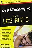 Les Massages Poche Pour les Nuls de Steve CAPELLINI ,Jocelyne Rolland ,Michel VAN WELDEN ( 9 juillet 2009 )