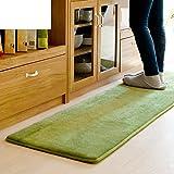 Espesor porche entrada felpudos/felpudo/Tapetes de dormitorio Hall/Alfombra de baño cocina-A 60x200cm(24x79inch)