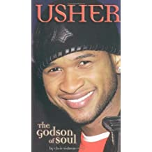 Usher: The Godson of Soul by Chris Nickson (2005-05-17)