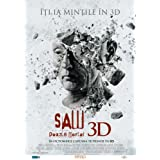 Saw 3D Poster (27 x 40 Inches - 69cm x 102cm) (2010) Russian