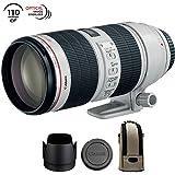 Canon EF 70–200mm f/2.8L is II USM Teleobjektiv Zoom Objektiv EOS DSLR Kameras–2751b002(Zertifiziert aufgearbeitet)