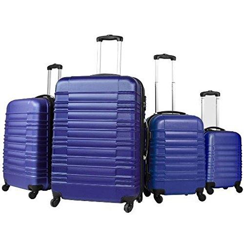 Vojagor Reise-Koffer-Set 4(verschiedene Farben zur Auswahl)