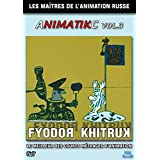 Collection les maîtres de l'animation Russe - Animatikc vol 3 : Fyodor Khitruk