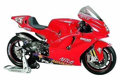 Tamiya 300014101 - 1:12 Ducati Desmosedici Nr. 65 MotoGP´03 von Tamiya