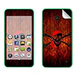 Skintice Designer Skins are designed for direct application on your device, to give it an awesome makeover without adding bulk. Made from Premium Vinyl with anti-bubble channels for easy application and clean residue-free removal. High-resolution dig...