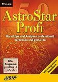 AstroStar Profi 5.0 - Horoskope und Analysen professionell berechnen und gestalten -