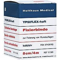Ypsiflex Haft Fixierbinde 8 cmx4 m, 1 St preisvergleich bei billige-tabletten.eu