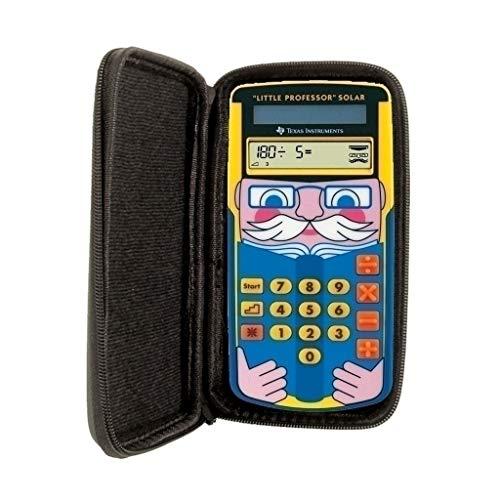 Schutztasche für Taschenrechner von Texas Instruments, für Modell: TI Little Professor
