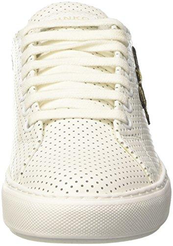 Pinko 1h209p-y395, Sneaker a Collo Basso Donna Multicolore (HZ1)