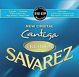 set di corde New cristal Cantiga Premium hard