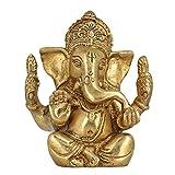 Gathbandhan God Of Luck Seated Lord Gane...