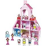 Hello Kitty - La casa de Hello Kitty, juego de construcción (Stor 08190)