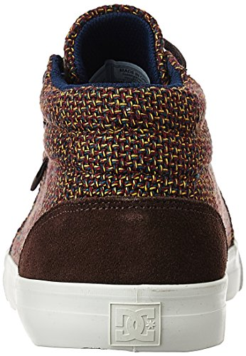 DC Shoes  Council Mid Tx M Shoe We9, Sneakers Hautes homme Nomad